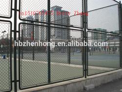 hot sale cheap hurricane fence for stadium/sports fields