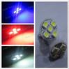 t10 bulb socket 5smd 1210, 3528 smd, 24V led bulb light, auto light t10