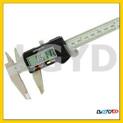 150 mm (6 inch) LCD Digital Vernier Caliper/Micrometer