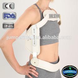 aluminum construction three joint principle rib support