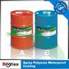 two components spray polyurea coating