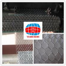 hexagonal chicken wire mesh/Best price gabion box hexagonal wire mesh anping supplier