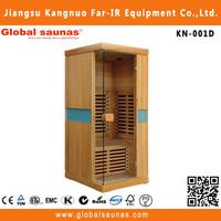 infrared mini pallet wooden sauna room