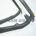 Disco de carbón del marco de ciclocross marco de ciclocross mountain Road Cyclocross bike marco DI2 Ready