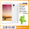 factory High Quality mtk 6572 smart phone android