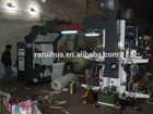 embossed printing machine for T SHIRT BAG