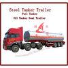 cheap semi trailer steel material fuel /oil tanker semi trailer