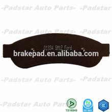 China brake pad factory german hi-q M-BENZ Actros mercury price spare disc C.V. brake pad D962