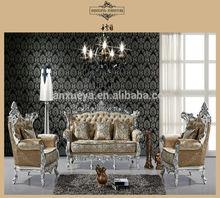 Latest living room sofa wooden sofa set designs