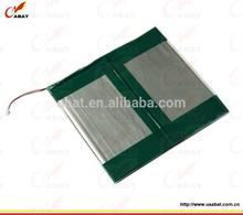 Tablet PC 7.4V li-ion polymer battery 3000mAh 4055135