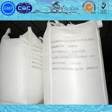 TiO2 titanium dioxide rutile grade crystal 128