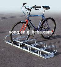 Yellow Peril Bike Rack (Bolt Down)