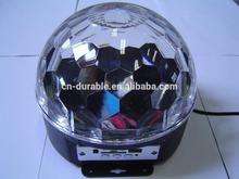 stage led ball color changing led crystal ball disco led ball lighting