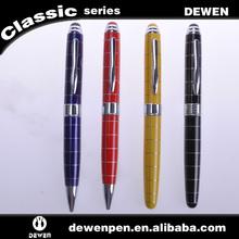 2015 Best Selling Promotional multicoloured Metal Pen,Ball pen, Roller Pen,ball pen refill