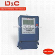 [D&C]shanghai delixi DTS(X)1777 kwh bacteria meter