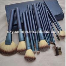 22pcs cosmetic brush set,makeup brush set /makeup brushes