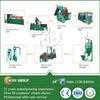 China Henan hot sale rubber powder production line