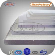 ANLI PLASTIC corrugated plastic decorative sheet for wall