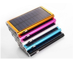 universal solar charger 2600mah for cellphone