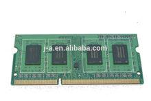 DDR3 laptop ram 1066 1333 1600