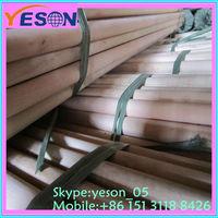 Wooden Broom Handle/Natural Wooden Handle Factory/Broomstick