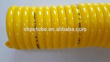 8mm PU SPIRAL Tube For Air / pu air tube/PU coiled hose
