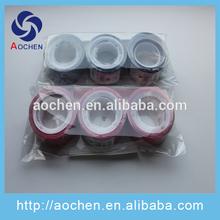 high quality custom washi tape vinyl roll sheet adhesive sticker