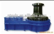 Double & Three-speed marine electric/hydraulic mooring capstan