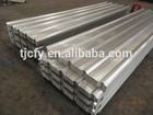 corrugated transparent roofing sheet