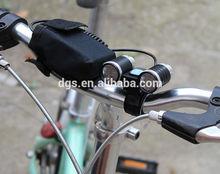 wholesale bike lamp Portable Lamp LED Bike Lights dynamo lighting set bicycle light