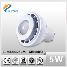 CRI>80 Samsung SMD5730 5w Spotlight led 480lm with CE&RoHS