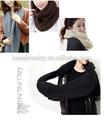 novas mulheres inverno lenços grosso quente lenço de cabeça lenço de conjuntos tabby malhas de lã cachecóis para meninas