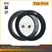 700C wheels 88mm road bike tubular carbon wheels