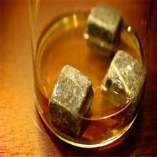 cold stone whisky stone dice shape stone ice cube whisky stone Ice Cube
