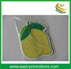 make hanging paper car air freshener for promotion gift