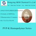 Pvp k30 ( polyvinylpyrrolidone pharma )