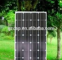 Photovoltaic Solar Panel 24v 100w 120w 150w 200w 250w 300w