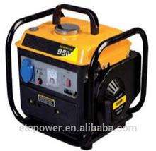 Mini petrol silent portable generator 500w 650w 700w