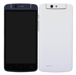 High configuration android smart phone with Rotatable Camera ,1G RAM+ 4G ROM , Android 4.4 or 4.2 mobile phone