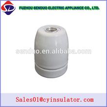 high quality glazed light socket cover