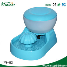 PW-03 automatic cat water fountains dog drinking bowl