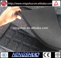 Environmental protection indoor use anti slip crossfit rubber floor