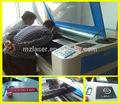 60 - 150 W venda quente baratos de couro de madeira artesanato selos oriental CO2 feltro de lã laser corte máquina de gravura