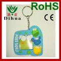 wholesale durable mini cartoon rubber/silicon funia frame photo