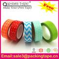 Vegetal papel de embrulho, Decorativa papel washi tape com boa qualidade SGS