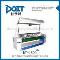 DOIT DT-1800 woven fabric inspection/winding mac Inspection winding machine