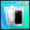 ziplock packing bag/sublimation mobile phone bag/machine