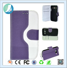 Wholesale price flip leather case for samsung galaxy win i8552
