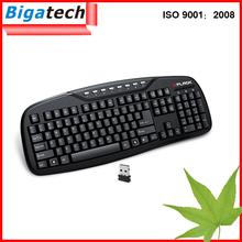Latest 2.4g Computer wireless keyboard usb