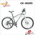 ประเทศจีนกรอบจักรยานเสือภูเขาระงับจักรยานภูเขาเต็มราคา